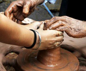 pottery community